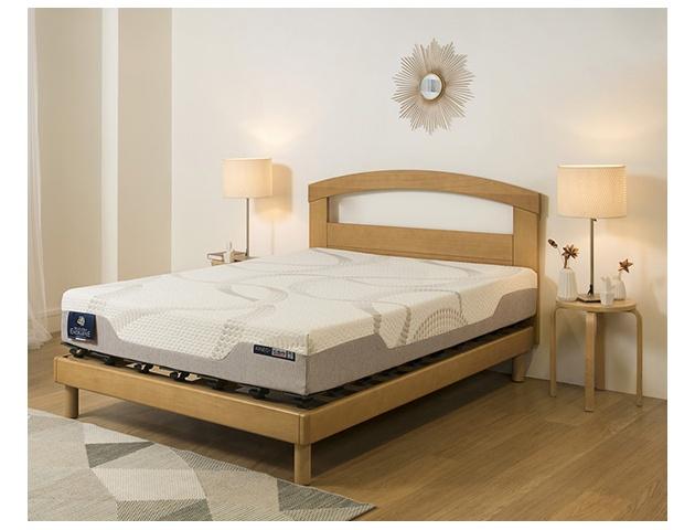 Tête de lit bois massif Contemporain