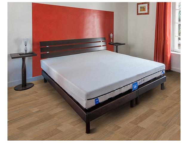 Tête de lit bois massif Vivaldi