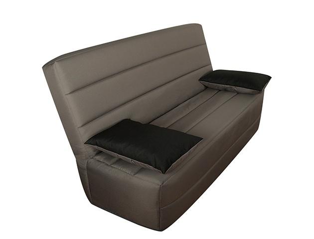 Un Clic Clac Pratique Avec Sa Mecanique 3 Positions Et Un Couchage Confortable Et Durable Avec Le Matelas Mousse Haute Densite