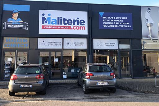 Magasin De Matelas Et Literie à Bordeaux Mérignac En Vente