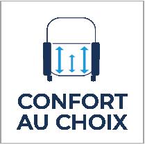Confort personnalisable
