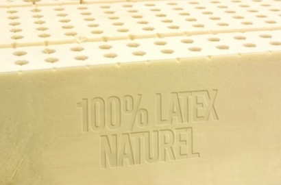 Comment distinguer le latex naturel du latex synthétique ?