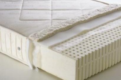 Quels sont les avantages d'un matelas 100% latex avec zones de confort ?