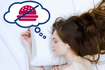 Bien dormir est essentiel pour garder la ligne