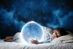 Influence de la lune sur le sommeil