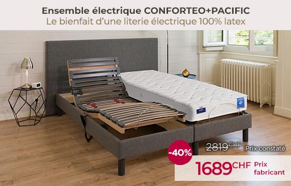 Destockage Lit Electrique Sommiers Electriques Et Ensemble