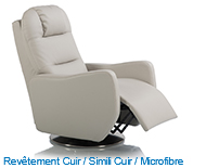 Gamme fauteuil relax CALIFORNIA