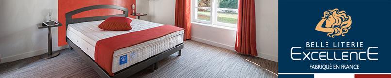 matelas belle literie excellence une literie de qualit. Black Bedroom Furniture Sets. Home Design Ideas